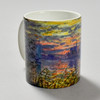 Monet Marine View with a Sunset Mug
