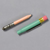 Traveler's Company BRASS Limited Edition Factory Green Pencil, with pencil