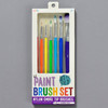 Lil' Paint Brush Set, in packaging