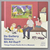 Front cover of Do Gallery Sitters Sit All Day?