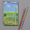 Lyra Graduate Color Pencil Set, tin and pencils