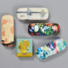 Eyeglass cases in different styles