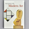 Front cover of Encounters with Modern Art