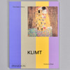 Front cover of the book Klimt: The Colour Library