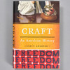 Front cover of the book Craft: An American History