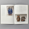 """Interior of the book """"The Art Of German Stoneware"""""""