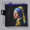 Vermeer: Girl with a Pearl Earring Folding Tote, pouch