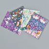 William Morris Notecard Set, cards fanned out