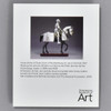 Back of packaging card, Horse and Man Armor Magnet