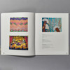 """Interior of the book """"Full Spectrum: Prints From The Brandywine Workshop"""""""