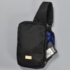 XL Apex Sling Pack - Black, with contents