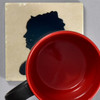 Moses Williams: Silhouette Elizabeth DePeyster Peale Tile by The Painted Lily, with mug
