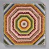 Rebecca Savery: Sunburst Quilt Tile by The Painted Lily