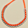 Anni Albers Jewelry: Make Your Own Necklace Kit #4, completed, close up