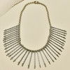 Anni Albers Jewelry: Make Your Own Necklace Kit #1, put together
