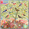 Songbirds Tree 1000 Piece Puzzle, front of box