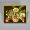 Rubens Peale: From Nature in the Garden Enamel Pin
