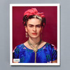 "Back cover of the book ""Kahlo"" by Andrea Kettenmann"