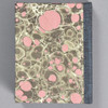 Marbled Playing Card Box - Grey/Pink Stone, back