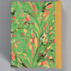 Marbled Playing Card Box - Green Fountain, back