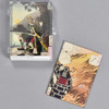 Yoshitoshi: Warriors and Actors Magnet Set, case with magnets inside, one magnet outside case