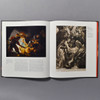 """Interior page of the book """"The Wrath Of The Gods: Masterpieces By Rubens, Michelangelo, And Titian"""""""