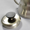 Buono Drip Kettle, lid off, close up