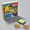 A Is For Art Museum Memory Game front of package