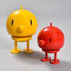 Hoptimist Yellow Bumble, Large, and Red, Medium (sold separately)