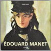 Front cover of the book Edouard Manet