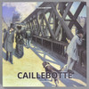 Front cover of the book Caillebotte