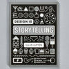 Front cover of the book Design is Storytelling