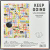 Keep Going Puzzle, back of box