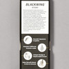 Blackwing Soft Graphite Pencils back of box