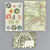 Gardens and Parks Letter Writing Set, contents