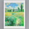 Monet: Path on the Island of Saint Martin Archival Poster