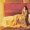 Tanner: The Annunciation, 1898 Archival Poster, detail