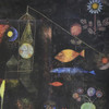 Klee: Fish Magic Archival Poster, detail