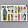 Pages from the book Disposable: A History of Skateboard Art