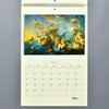 Page from Philadelphia Museum of Art Highlights 2022 Wall Calendar
