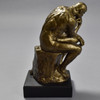 """The Thinker 11"""" Reproduction"""