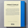 "Back of the book ""Frida Kahlo"""