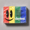 Front of package Claytoon Sculpting Clay: Primary Set