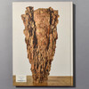 """Back of the book """"Ursula Von Rydingsvard: The Contour Of Feeling"""""""