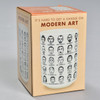 It's Hard To Get A Handle On Modern Art 9 Ounce Cup, box