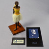 """Little Dancer, Aged Fourteen 8"""" Reproduction with box and insert"""