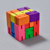 Cubebot figure in cube formation