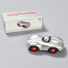 Playforever Speedy Le Mans Mini Car, silver, with package