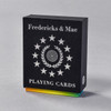 Fredericks & Mae Playing Cards, box