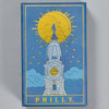 Philly Tarot Deck by James Boyle, front of box